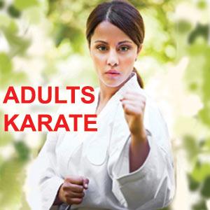 adult karate classes papworth