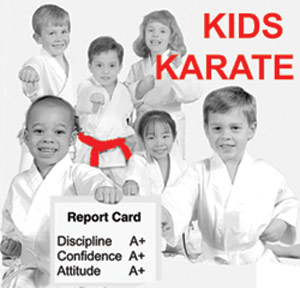 kids karate classes St Neots