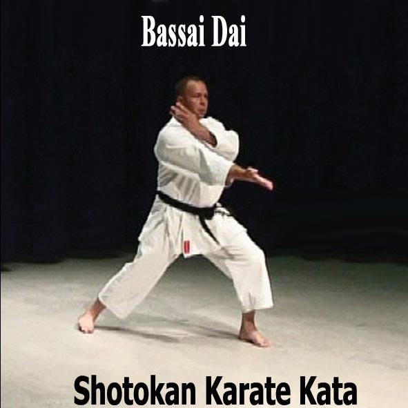 shotokan kata bassai dai