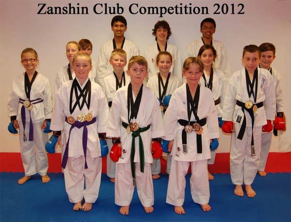 biggleswade karate competition