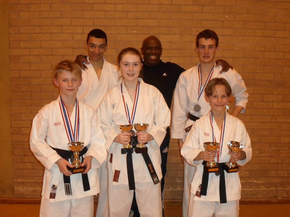biggleswade karate competition
