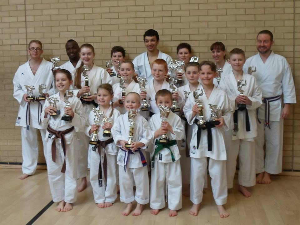 biggleswade karate club